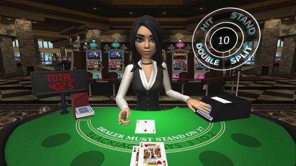 Blackjack VR